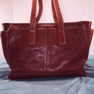 COACH Vintage XXL Tote/Baby Bag/Overnight Bag